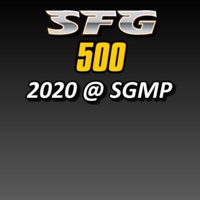 SFG 500 Main Event 500k To Win