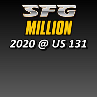 SFG Million - Main Event 1.1 Million