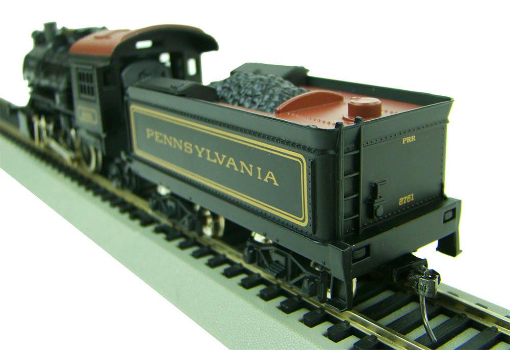 Mantua 306-520 PRR 2-6-2 Prairie Locomotive HO Scale