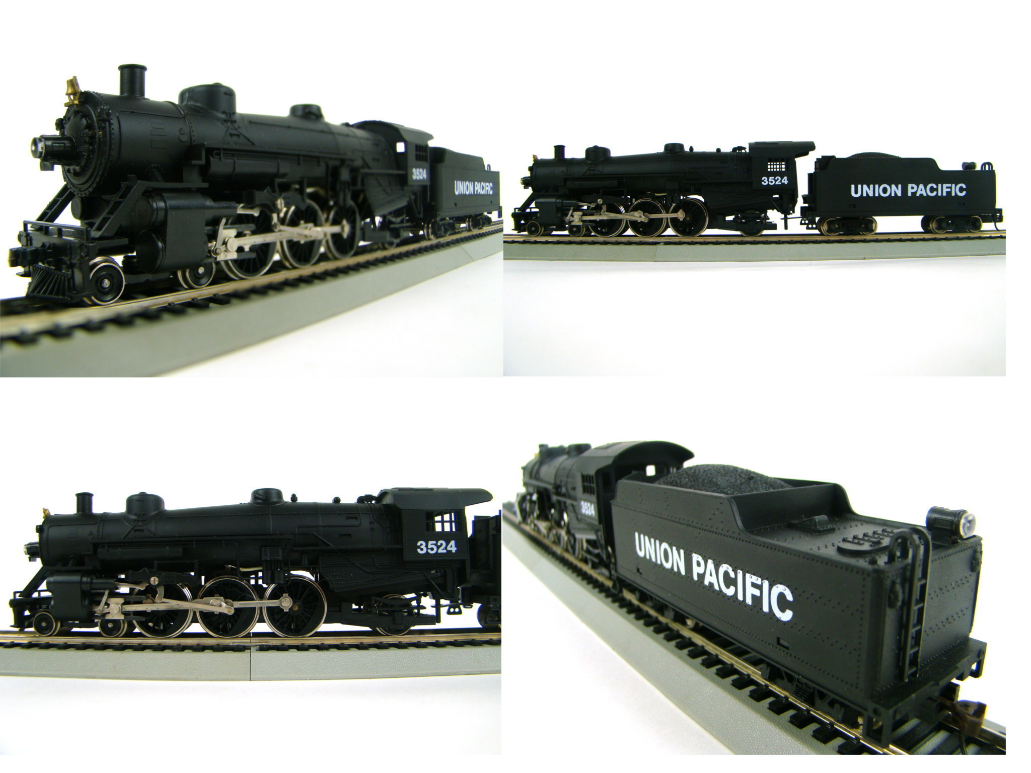 MRRHQ Custom Limited Edition UP Harriman Passenger Train Set HO Scale