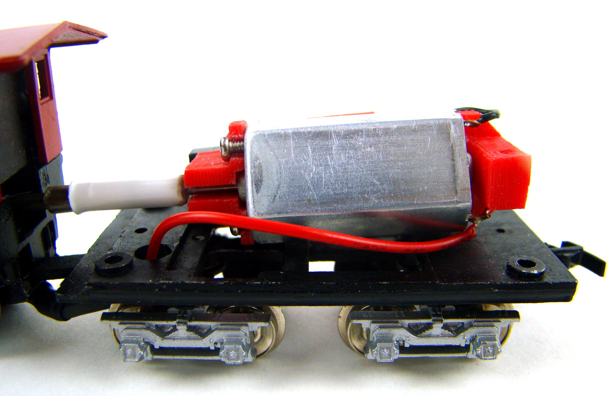 MRRHQ Custom CanDrive HO Scale Mantua or Tyco 4-4-0 General Factory Quality  Can Motor Upgrade