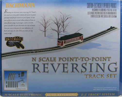 Bachmann N Scale 44847 E-Z Track Reversing Sytem