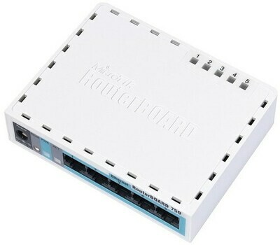 Mikrotik RouterBOARD 750