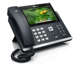 Yealink SIP-T48G, цветной сенсорный экран, 6 аккаунтов, BLF,  PoE, GigE, БЕЗ БП