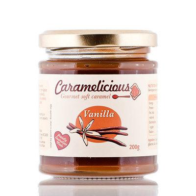 Vanilla Caramel Spread