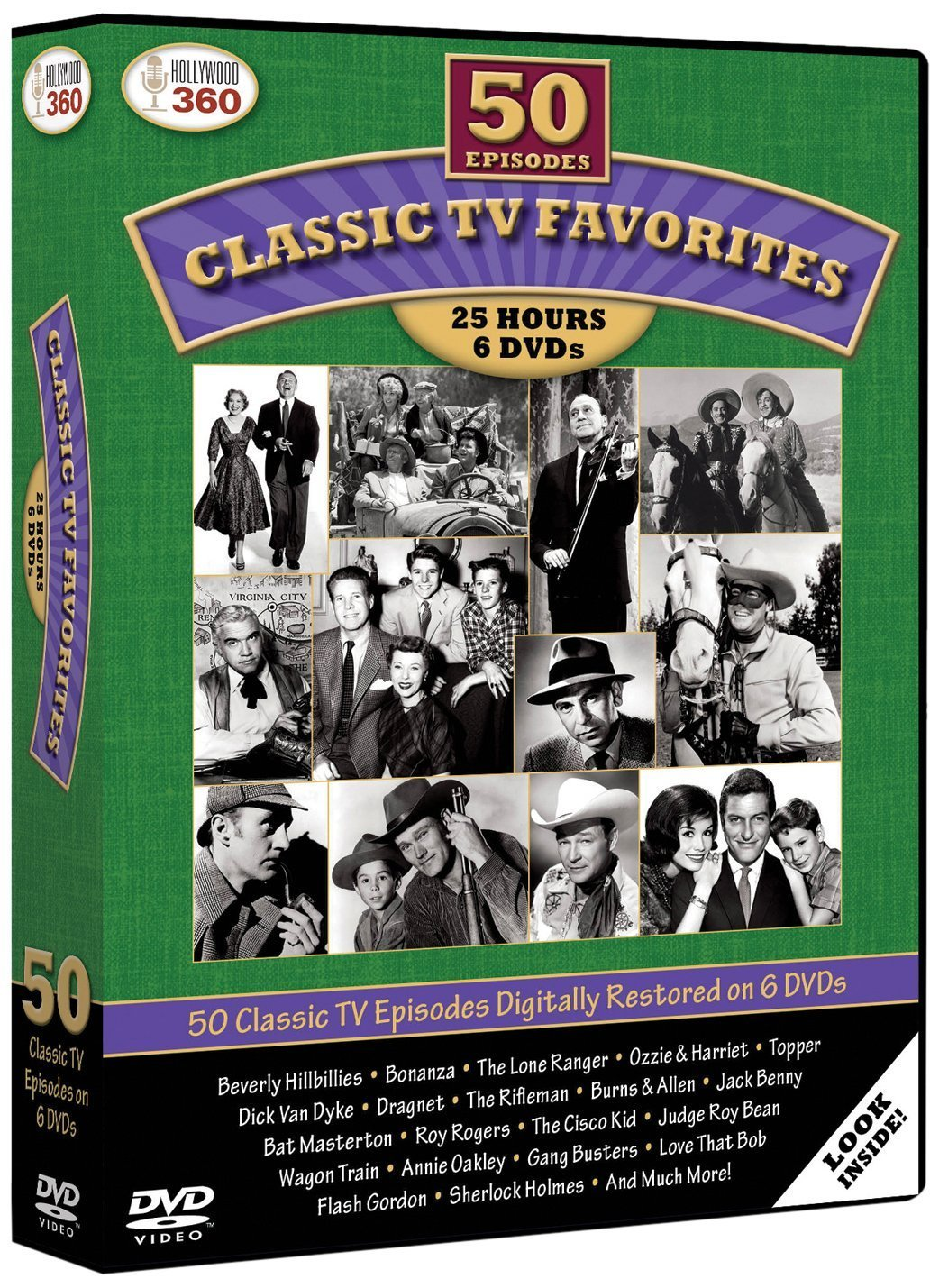 Tv vintage varity shows dvd