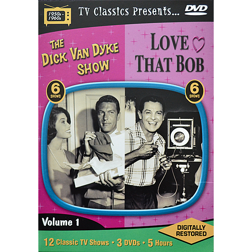 Dick Van Dyke: Películas y series TV en DVD, Blu-ray y