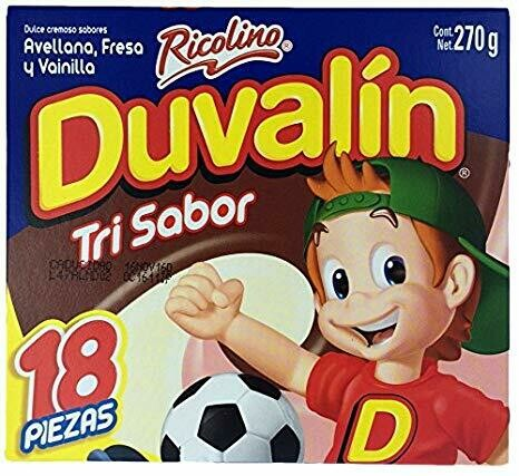 Duvalin Hazel/Straw/Van