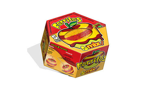Forritos Mango and Tamarind 5ct