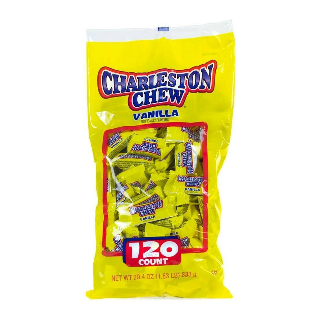 Charleston Chew Vanilla 120ct