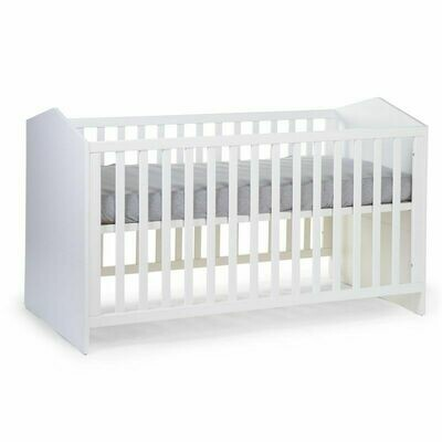 Childhome BEACH CABIN WHITE KINDERBETT 70X140 + LATTEN