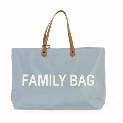 CHILDHOME FAMILY BAG LIGHT GREY