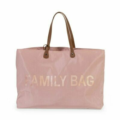 CHILDHOME FAMILY BAG PINK