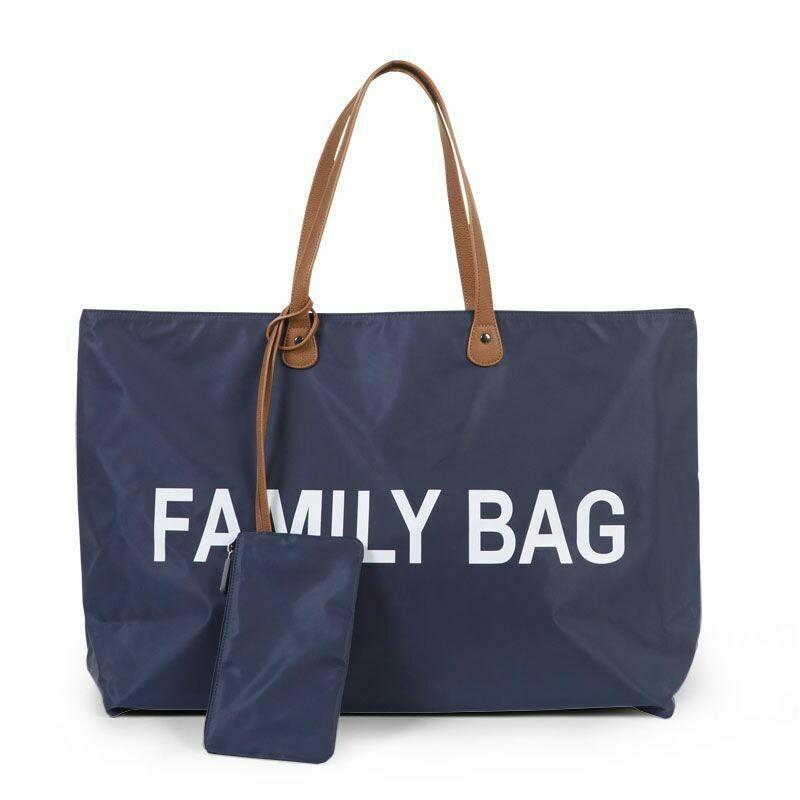 CHILDHOME FAMILY BAG NAVY BLAU