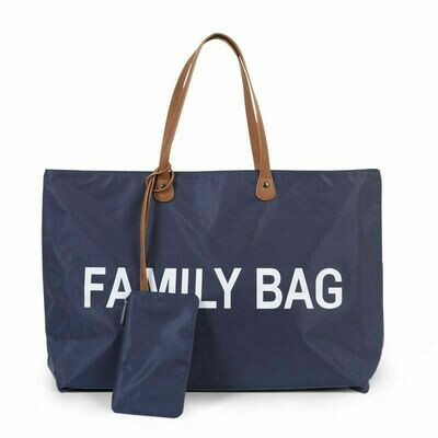 CHILDHOME FAMILY BAG NAVY BLAU