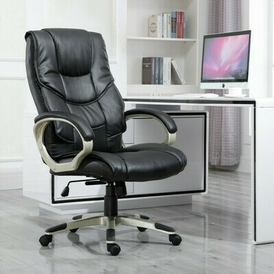 HOMCOM® Bürosessel Chefsessel Schreibtischstuhl