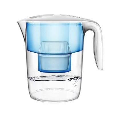VIOMI® 1,5 l-Wasserfilter (blau), inkl. Filterkartusche, BPA-frei