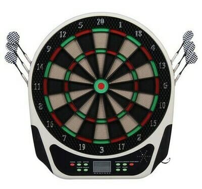 HOMCOM® Elektronische Dartscheibe Dartboard