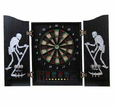 HOMCOM® Elektronische Dartscheibe Dartboard Electronic Dart Board