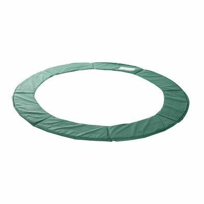 HOMCOM® Trampolin-Randabdeckung | PVC PE | Ø366 cm | Grün