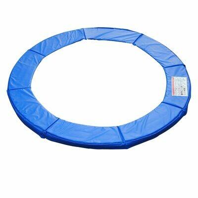 HOMCOM® Trampolin-Randabdeckung | PVC PE | Ø244 cm | Blau