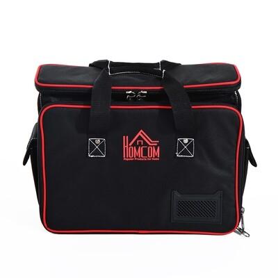 HOMCOM® Werkzeugtasche mit Schultergurt