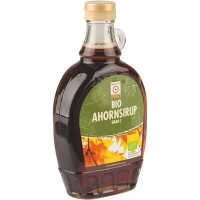 Grosspackung natürlich für uns Bio Ahornsirup Grad C 12 x 375 ml = 4.5 Liter
