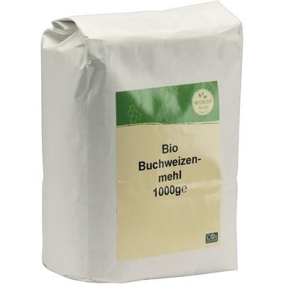 Grosspackung natürlich für uns Bio Buchweizenmehl 10 x 1 kg = 10 kg