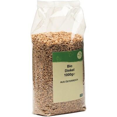 Grosspackung natürlich für uns Bio Dinkel 10 x 1 kg = 10 kg