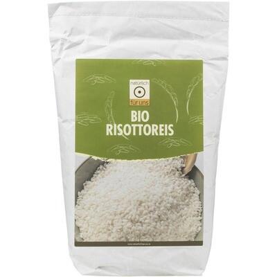 Grosspackung natürlich für uns Bio Risottoreis 5 kg