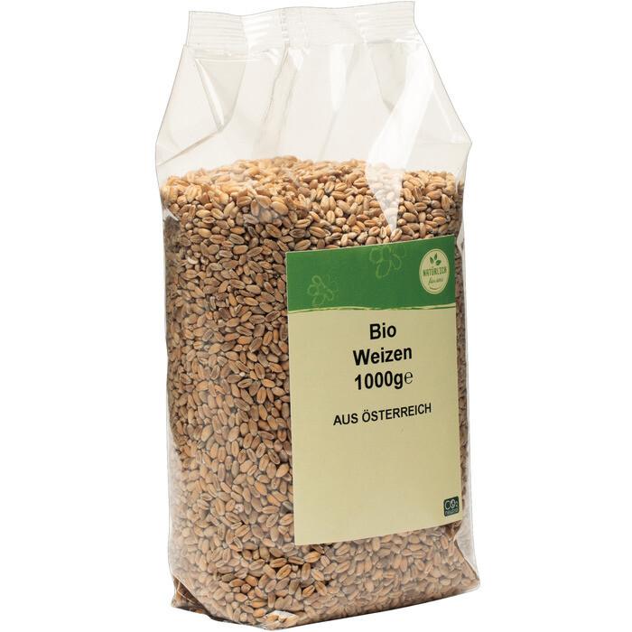 Grosspackung natürlich für uns Bio Weizen 6 x 1 kg = 6 kg
