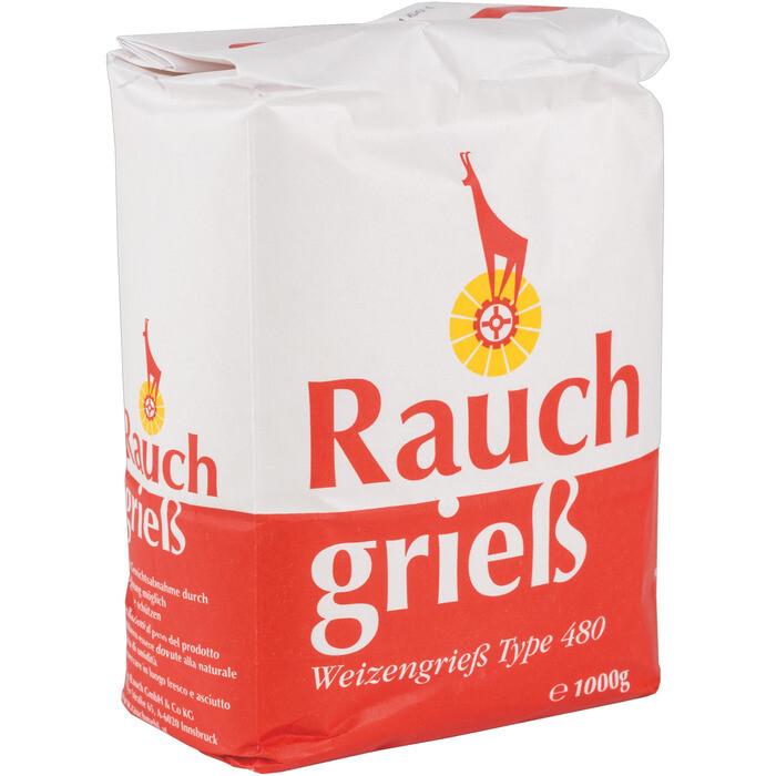 Grosspackung Rauch Weizengriess 10 x 1 kg = 10 kg