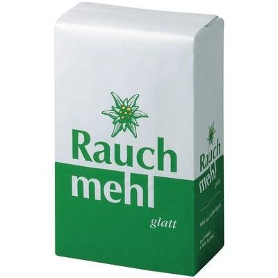 Grosspackung Rauch Weizenmehl glatt Type 700 4 x 2,5 kg= 10 kg