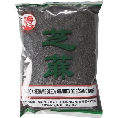 Grosspackung Sesamkörner schwarz 50 x 454 g = 22.7 kg