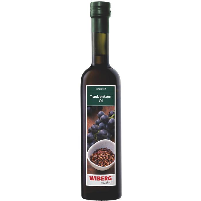 Grosspackung Wiberg Traubenkern Öl 3 x 500 ml = 1.5 Liter