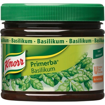 Grosspackung Knorr Primerba Basilikum 2 x 340 g = 0.68 kg