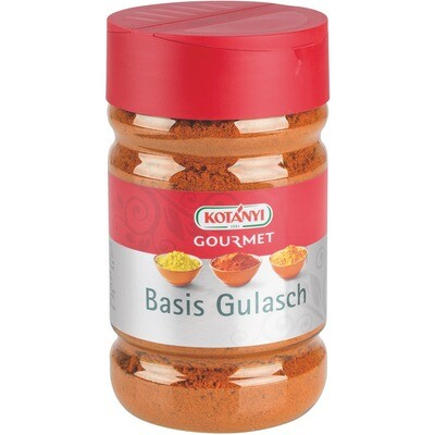 Grosspackung Kotanyi Basis für Gulasch 1200 ccm