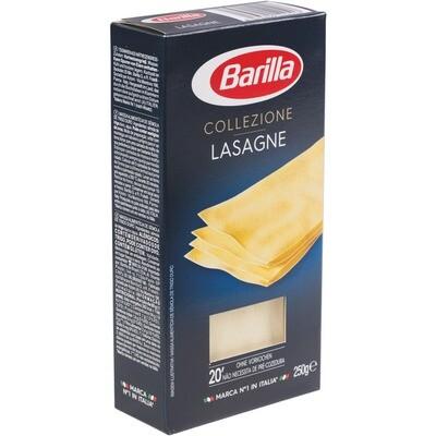 Grosspackung Barilla Lasagne 12 x 250 g = 250g = 3 kg