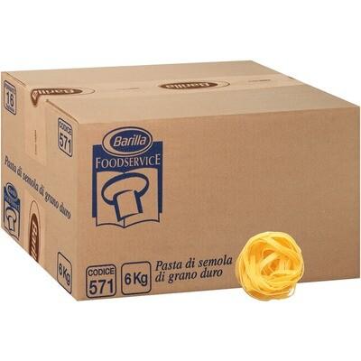 Grosspackung Barilla Barilla Tagliatelle Semola 6 kg