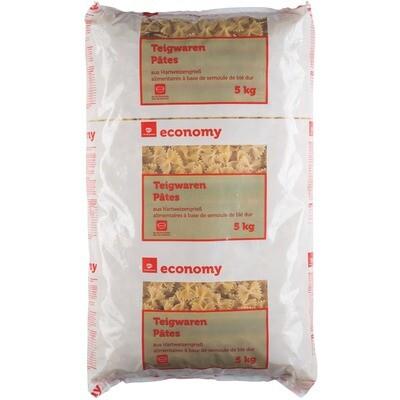 Grosspackung Economy Farfalle Hartweizengrieß 5 kg