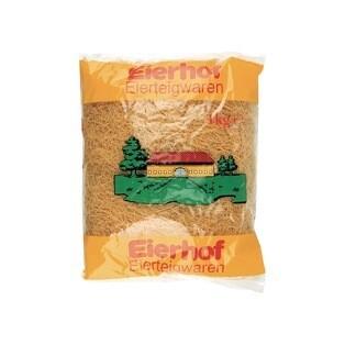 Grosspackung Eierhof 2-Eier Teigwaren Fadennudeln 10 x 1 kg = 10 kg
