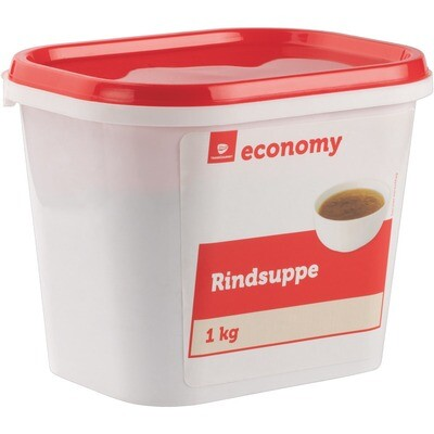 Grosspackung Economy Rindfleischsuppe 1 kg Rindsuppe