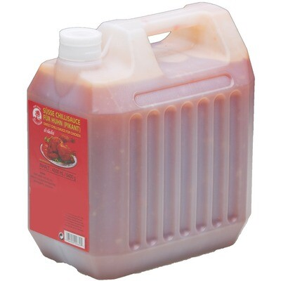 Grosspackung Asia Chilisauce für Huhn 4,5 l