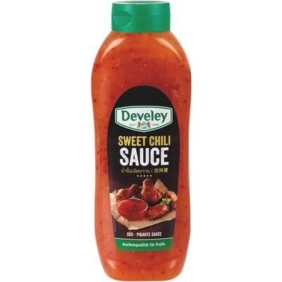 Grosspackung Develey Sweet Chili Sauce 8 x 875 ml = 7 Liter
