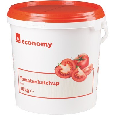 Grosspackung Economy Ketchup mild 10 kg