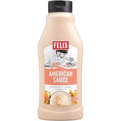 Grosspackung Felix American Sauce 8 x 1,1 l = 8,8 Liter