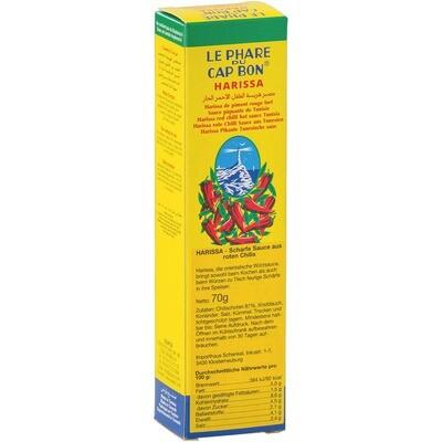 Grosspackung Harissa Gewürzpaste 12 x 70 g = 0,84 kg