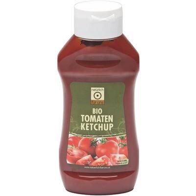 Grosspackung natürlich für uns Bio Tomatenketchup 12 x 567 g = 6,804 kg