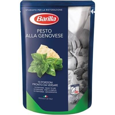 Grosspackung Barilla Pesto alla Genovese 6 x 500 g = 3kg