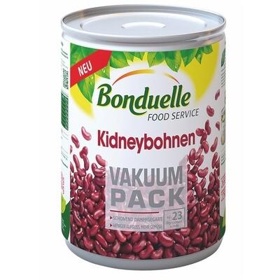 Grosspackung Bonduelle Kidney Bohnen Vakuum Pack 3 x 2.25 kg = 6,75 kg